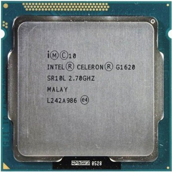 INTEL CELERON G1620 (2 MB ქეშ მეხსიერება, 2.7 GHZ) BOX