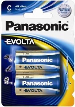 PANASONIC EVOLTA (LR14EGE/2BP)
