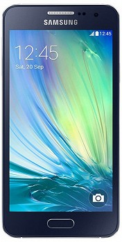 SAMSUNG GALAXY A3 (SM-A300F/DS) 16GB BLACK