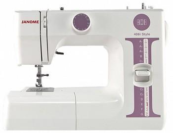 JANOME 406I STYLE