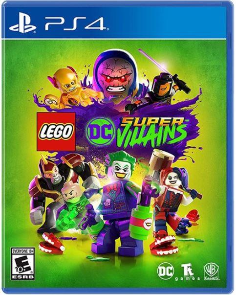კონსოლის თამაში LEGO DC SUPER-VILLAINS (PLAYSTATION4)