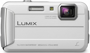 PANASONIC LUMIX DMC-FT25 WHITE (DMC-FT25EE-W)