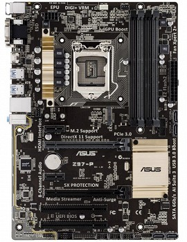 ASUS Z97-P