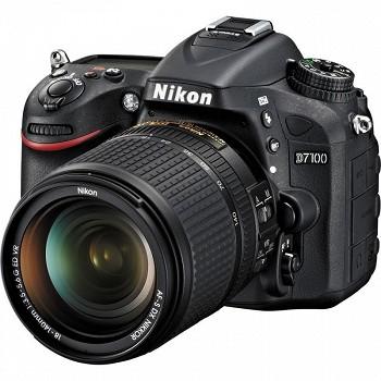 NIKON D7100 + KIT 18-140 MM