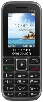 ALCATEL 1041 (OT-1041D) GREY