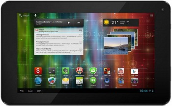 PRESTIGIO MULTIPAD 7.0 HD+ PMP3870CDUO 8GB BLACK