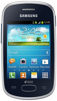 SAMSUNG S5282 GALAXY STAR BLACK