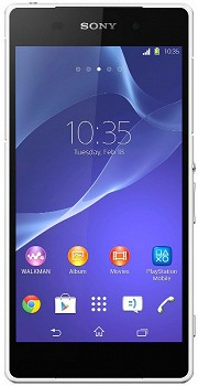 SONY XPERIA Z2 (D6503) 16GB WHITE