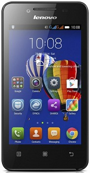 LENOVO ROCSTAR (A319) 4GB BLACK