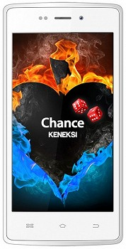 KENEKSI CHANCE 4GB WHITE