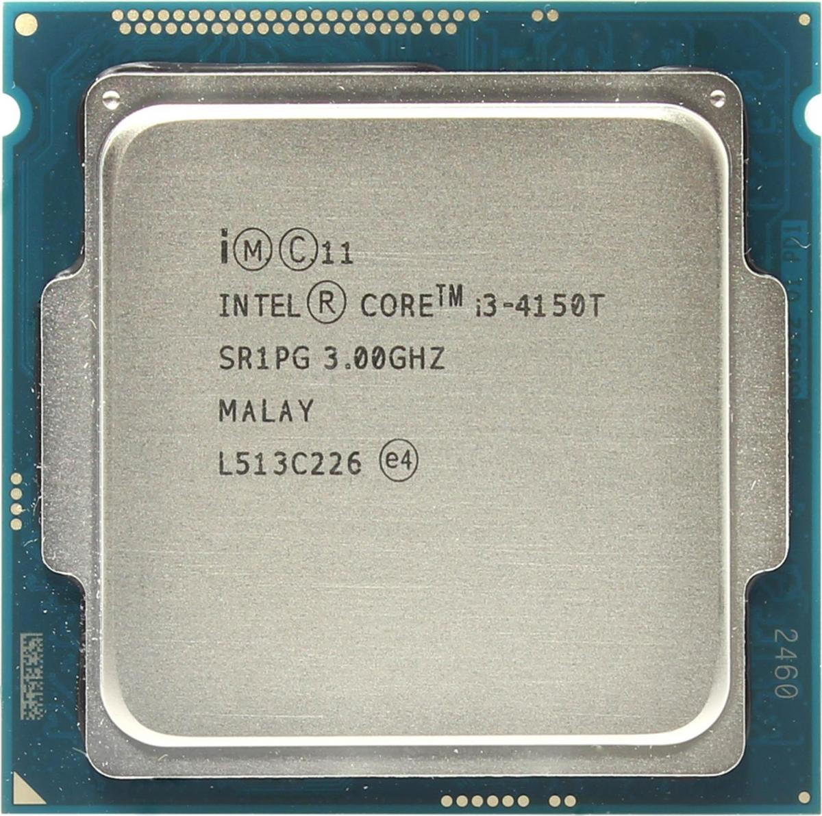INTEL CORE I3 4150T (3 MB ქეშ მეხსიერება, 3 GHZ) TRAY