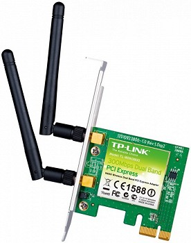 TP-LINK TL-WDN3800 (N600 Wireless Dual Band)