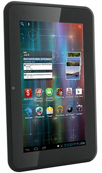 PRESTIGIO MULTIPAD 7.0 PRIME DUO 3G 4GB BLACK