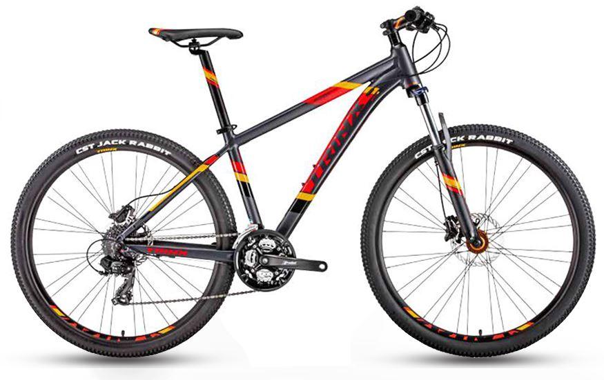 ველოსიპედი TRINX DVR D500 ELITE 27.5X18