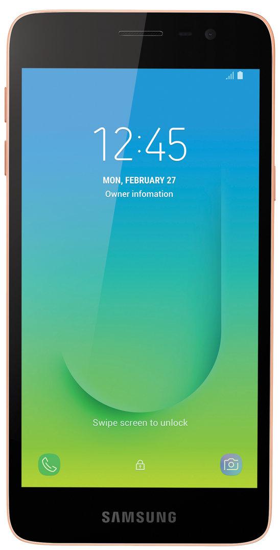 მობილური ტელეფონი SAMSUNG GALAXY J2 (J260F) 8GB GOLD