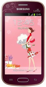SAMSUNG GALAXY TREND LA FLEUR (GT-S7390) 4GB RED