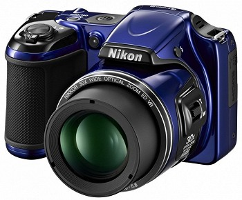 NIKON COOLPIX L820 BLUE
