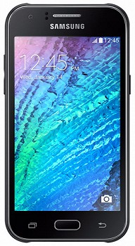 SAMSUNG GALAXY J1 (J100F/DS) 4GB BLACK