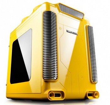 DEEPCOOL STEAM CASTLE (XDC-SC-Y) YELOW
