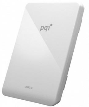 PQI H568V HDD USB 3.0 500 GB WHITE (6568-500GR202A)
