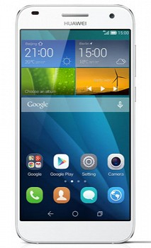 HUAWEI ASCEND G7 DUAL 16GB WHITE