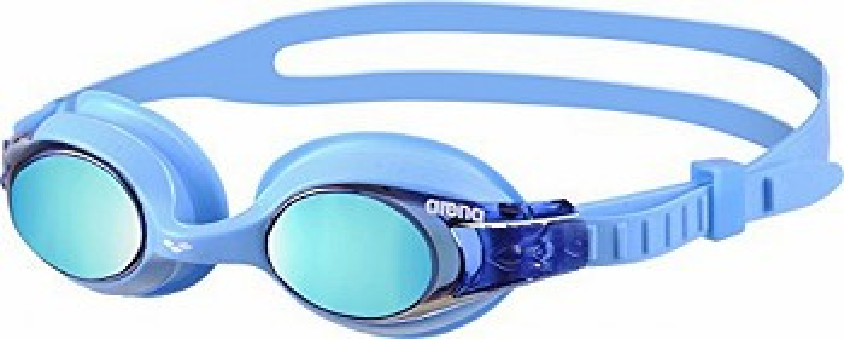 წყლის სათვალე ARENA X-LITE KIDS MIRROR