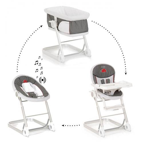 ბავშვის სკამ-მაგიდა ICOO GROW WITH ME (312056)