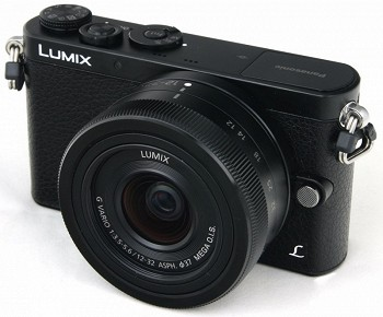 PANASONIC LUMIX DMC-GM1 KIT 12-32MM BLACK  (DMC-GM1KEE-K)