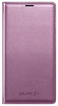 SAMSUNG GALAXY S5 WALLET FLIP COVER PINK