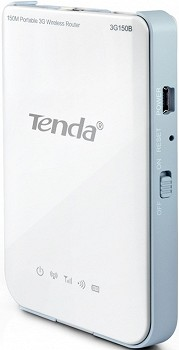 TENDA 3G150B (WIRELESS N150 ROUTER)