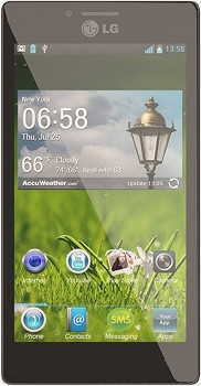 LG OPTIMUS GJ (E975W) 16GB RED
