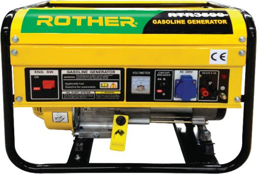 გენერატორი RTRMAX RTR3500