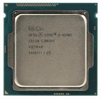 INTEL CORE I5 4590S (6 MB ქეშ მეხსიერება, 3 GHZ) TRAY