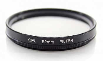 I-DISCOVERY CPL FILTER 52MM