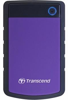 TRANSCEND STOREJET 25H3 HDD USB 3.0 500 GB (TS500GSJ25H3P)