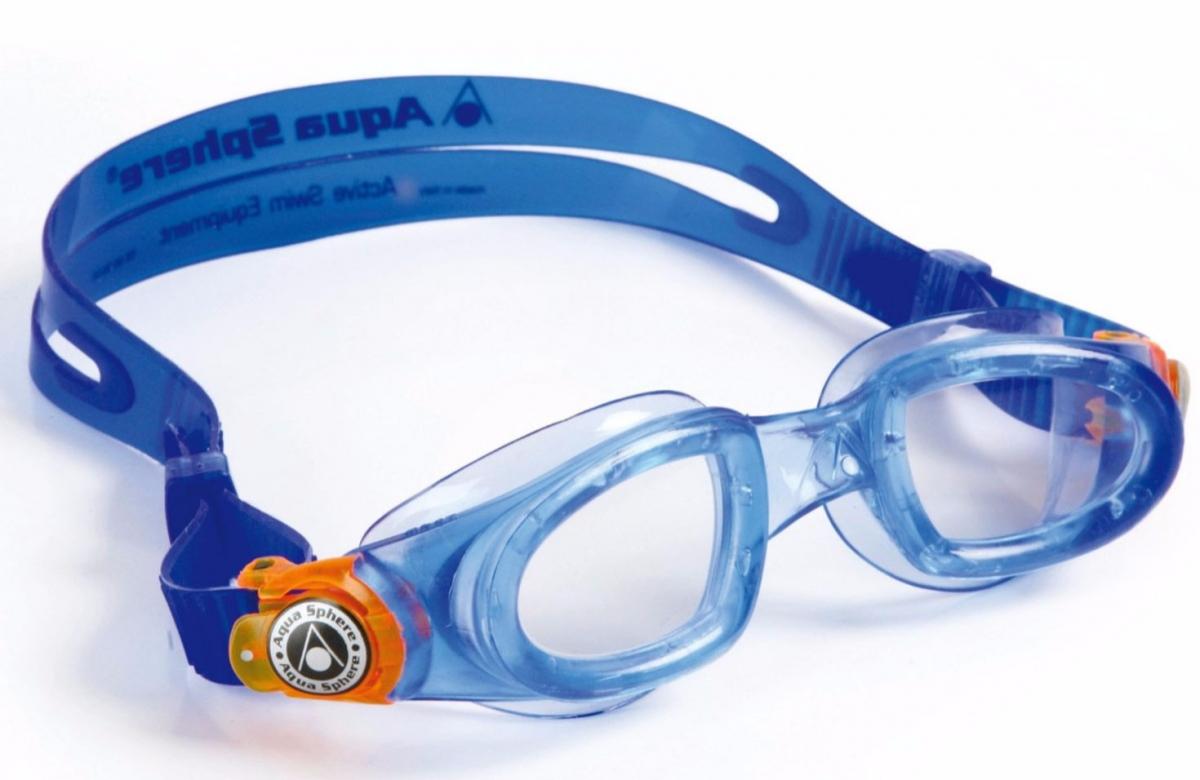 წყლის სათვალე AQUA SPHERE MOBY KID (16300132)