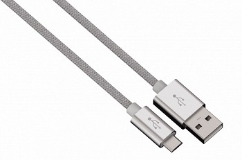 USB კაბელი HAMA MICRO-USB CHARGING/SYNC CABLE FOR MOBILE PHONE/SMARTPHONE (80511)