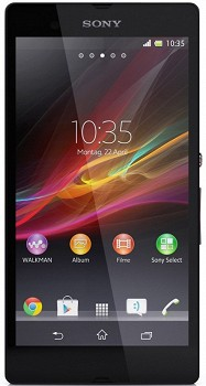 SONY XPERIA Z (C6602) 16GB BLACK