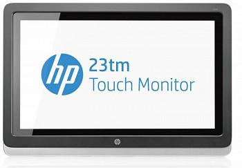 HP 23TM TOUCH MONITOR  (E1L10AA)