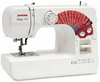 JANOME LADY 725