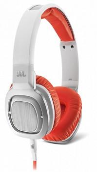 JBL J55I WHITE/ORANGE