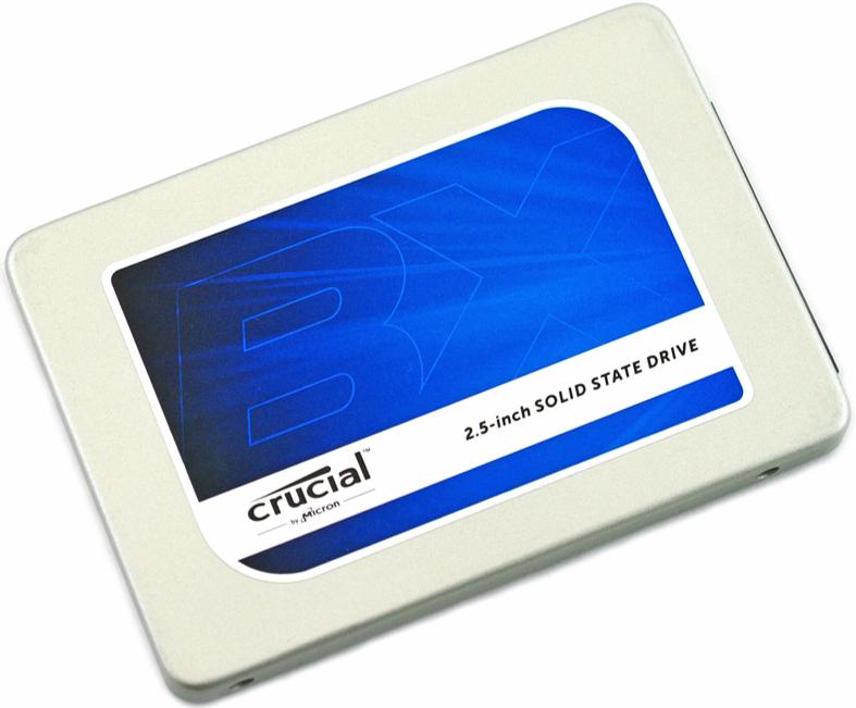CRUCIAL BX200 480GB SATA 2.5