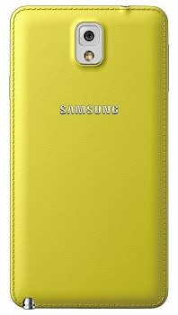 SAMSUNG GALAXY NOTE 3 S BACK COVER LIME GREEN (ET-BN900SGEGRU)