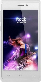 KENEKSI ROCK 4GB WHITE