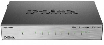 D-LINK DES-1008D/L2
