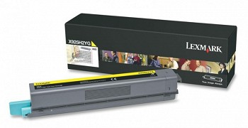 LEXMARK X925H2YG YELLOW