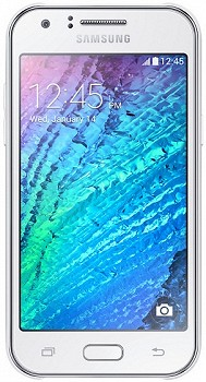 SAMSUNG GALAXY J1 4G (SM-J100F/DS) 4GB WHITE