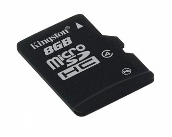 KINGSTON MICROSDHC 8 GB CLASS 4