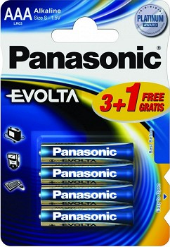 PANASONIC EVOLTA (LR03EGE/4BP)