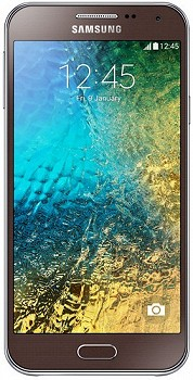 SAMSUNG GALAXY E5 (SM-E500F/DS) 16GB BROWN